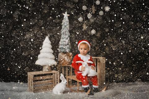Sesión Navidad Bruno